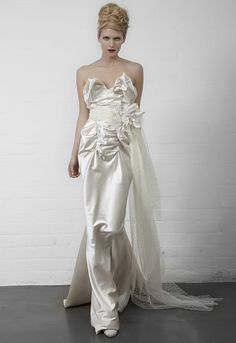 Vivienne Westwood Bridal 2012 Collection 05