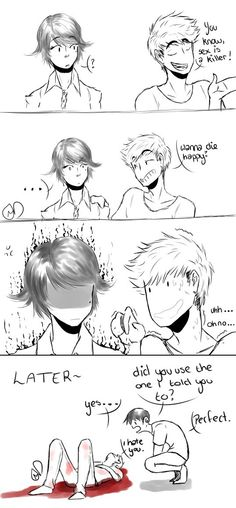 Amin - Don't take love advice from Kei