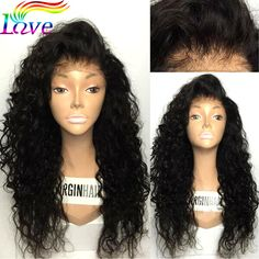 Find More Synthetic Wigs Information about 7a Synthetic Lace Front Wigs For  Black Women Long Curly 313567b028