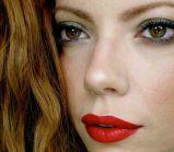 maquiagem chumbo + vermelho