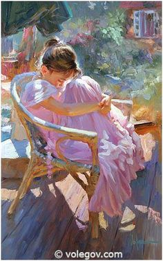 "Vladimir Volegov Year 2006, #Diana: ""Relaxation"", 76 x 122 cm  #painting  #volegov #art #oil #canvas"