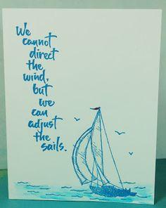 King Designs: Adjust the Sails