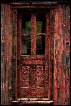 red door by lillian