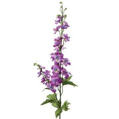 Find purple artificial wedding flowers like this gorgeous, faux delphinium larkspur spray in two tone purple. These pretty purple delphiniums are great to fill your DIY wildflower bouquets, or use in Larkspur Flower Tattoos, Purple Flower Tattoos, Delphinium Tattoo, Delphinium Flowers, Delphiniums, Purple Wildflowers, Purple Flowers, Lavender Aesthetic, Lavender Tattoo