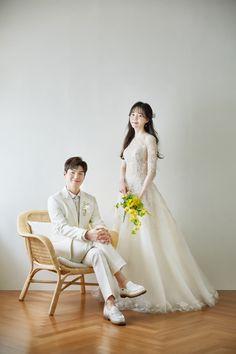 Pre Wedding Photoshoot, Wedding Shoot, Wedding Couples, Wedding Dresses, Bridesmaid Skirt And Top, Korean Wedding Photography, We Get Married, Imagines, Post Wedding