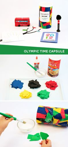 How To Make An Olympic Time Capsule