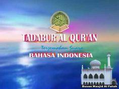 Taddabur Al Qur'an - Surah Al Waqiah - Terjemahan Bahasa Indonesia 1 of 2