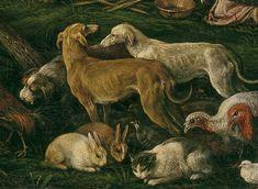 Fragonard padre e hijo, y varios perros anónimos /   Fragonard father and son, and several anonymous dogs      Primero algunas obras de a...