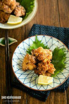 Shio Koji Karaage   Just One Cookbook