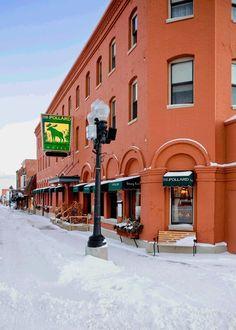 The Pollard hotel, Red Lodge MT