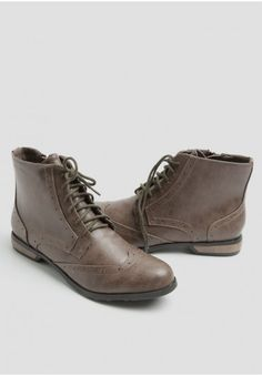 Basta Lace-Up Boots