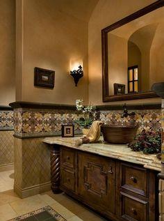 Stunning And Luxury Mediteranian Home Decor Ideas 03