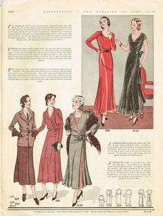 1930s RARE Vintage Needlecraft Magazine November 1931 31 Pages Orig | eBay