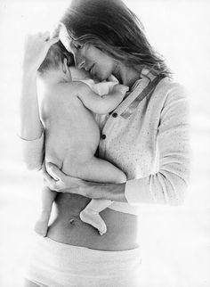 Baby & Mom #portrait #tenderness