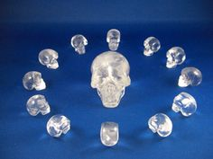 crystal | The Mayans and the 13 crystal skulls