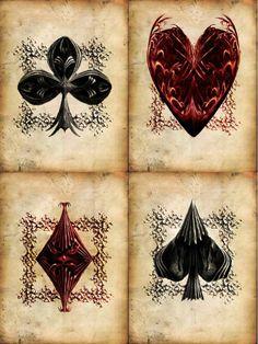 dark aces block