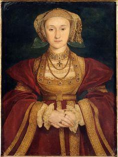 Hans Holbein, le Jeune   Anne de Clèves, reine d'Angleterre   Images d'Art