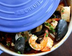 Mussels & Shrimp