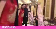 YouTube Padre besa a la novia de su hijo en plena boda y desata pelea [VIDEO] - LaRepública.pe #757LivePE