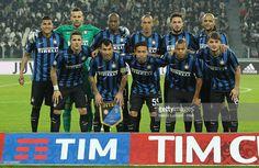 Gary Medel en el Juventus - Inter de Milan de Copa