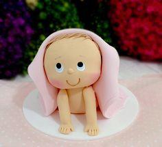 baby shower cake topper                                                                                                                                                                                 More