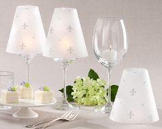 Fleur di lis, world-class dining, and weddings?! | Glass, Crystal ...