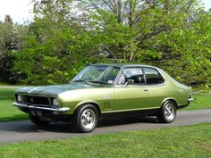 1972 Holden Torana - My list of the best classic cars Australian Muscle Cars, Aussie Muscle Cars, General Motors Cars, Holden Torana, Holden Australia, Ford Girl, Best Classic Cars, Sweet Cars, Hot Cars
