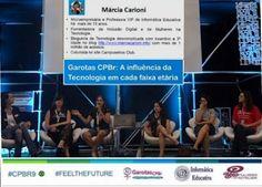 Como criar um Blog de Sucesso - Palestra Campus Party 2017 http://www.marciacarioni.info/2017/01/como-montar-um-blog-de-sucesso-gratis.html