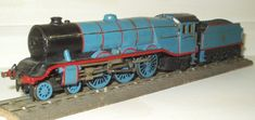 Gordon - Awdry's model of Gordon
