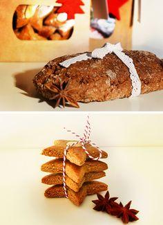- Apfelbrot und Lebkuchen