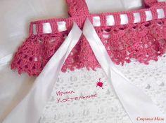 moldes de Lindos Vestiditos a Crochet con Esquemas gratis01