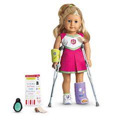 american girl accessories | American Girl® Accessories: Feel-Better Kit for Dolls More