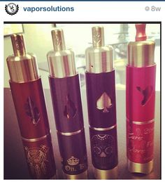 Stylish Vaporizers