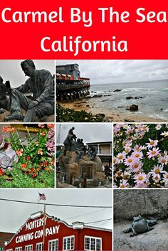 Carmel-by-the-Sea is a darling area in California's wine country that offers European charm and distinct food and drink.