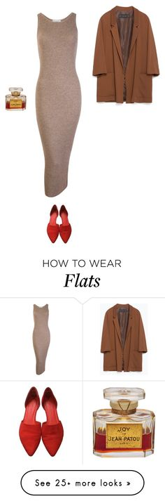 """""""Untitled #5471"""" by dreamer-in-paris on Polyvore featuring Jenni Kayne and Zara"""