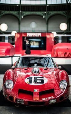 "thezainist: "" Ferrari 250 GT SWB Breadvan """