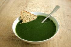 Nettle Soup Recipe- jonsbushcraft.com