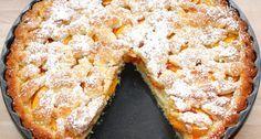 Barackos pite recept: Ezt a vaníliapudingos-barackos pitét bármilyen idény gyümölcsből elkészíthetjük. Mennyei töltelék, finom, omlós tészta. Kell ennél több? :) Isteni recept! Próbáld ki te is! Mashed Potatoes, Muffin, Breakfast, Ethnic Recipes, Food, Morning Coffee, Muffins, Meal, Essen
