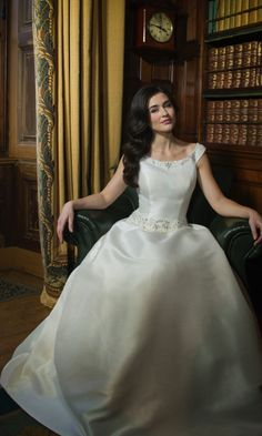 Style W437, Alexia Designs  #wedding #dress