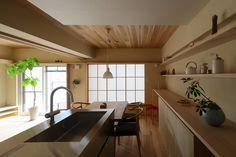 小上がり和室のある マンションリノベーション - 木の住まい施工事例 | 株式会社シーエッチ建築工房