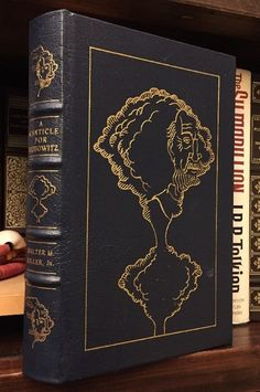 ♫ Easton Press: A Canticle for Leibowitz by Walter M. Miller. Jr. Mint Leather