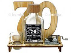 Značka na výročie 70 rokov s verklíkom je pekný a hlavne praktický darček pre každého 70-ročného oslávenca. Pump