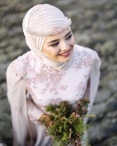 Likes, 18 Comments - Mujahid South ( . Hijabi Wedding, Wedding Hijab Styles, Muslimah Wedding Dress, Muslim Wedding Dresses, Disney Wedding Dresses, Muslim Brides, Wedding Bride, Bridal Dresses, Dream Wedding