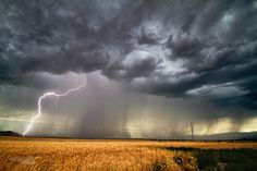 °Lightning ~ The Gods must be angry by Scott Stringham
