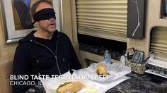 Alton Brown's Blind Taste Test: Italian Beef Sandwich