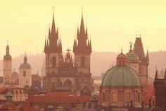 Прогулка по Праге — «Стобашенная Прага»