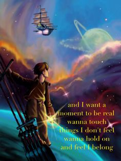 I'm still here - treasure planet (One of my all time favorite Disney movies!)
