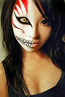 Halloween Scary Makeup Ideas