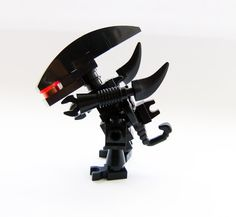 Alien movies custom made LEGO Gieger minifig by tinyminds on Etsy