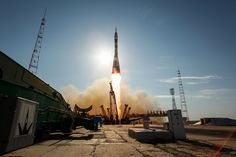 Expedition 31 Soyuz Launch (201205150006HQ) by nasa hq photo, via Flickr